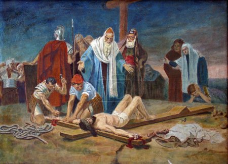 11th Station of the Cross