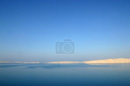 tiché moře letní krajina