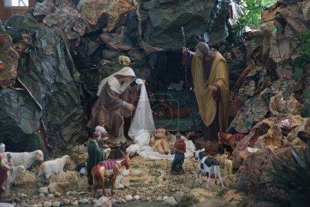 Nativity scene, Capernaum