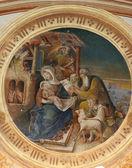 """Постер, картина, фотообои """"вертеп, Поклонение пастухов"""""""