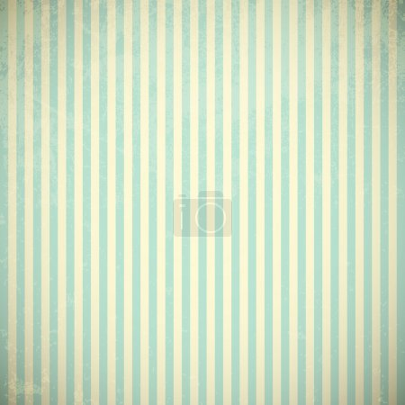 Retro striped background for Your design