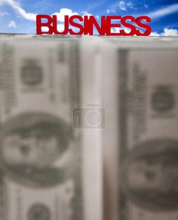 Photo pour Concept d'entreprise - image libre de droit