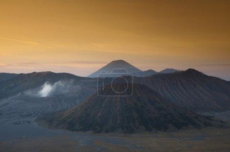 Volcano in Bromo