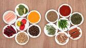 Složkách potravin