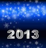 New year 2013 background