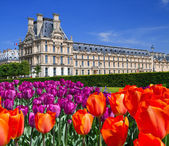 The Palace in the Luxembourg Gardens, Paris, France