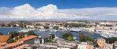 Panorama of Zadar