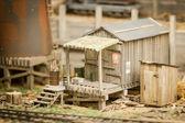 Zanedbané shack