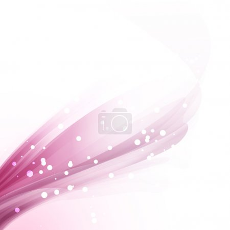 Delicate pink background