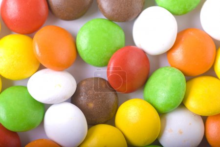 Photo for Colorful chocolate candies - Royalty Free Image
