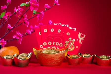 chinese new year decorations,generic chinese character symbolize