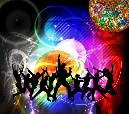 Photo for Disco party - Royalty Free Image