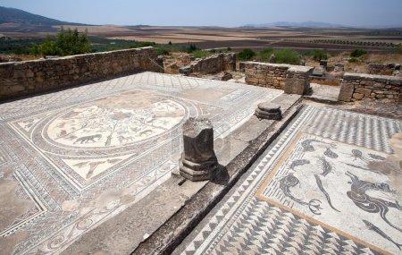 Volubilis Roman old city, Morocco