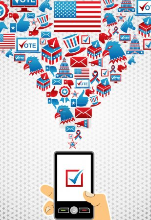 USA elections online voting