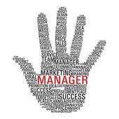 Marketing hand communication