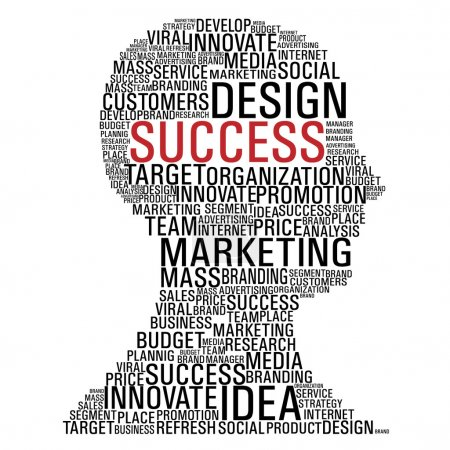 Marketing success head communication