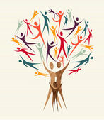 Diversity tree set