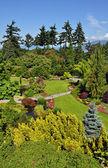 Green spring botanical garden