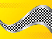 Yellow taxi pattern background