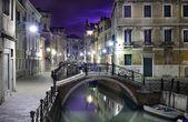Dramatic scenery of Venice