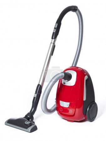 Vacuum Cleaner isolated on white background...