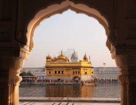 Amritsar Golden Temple - India.