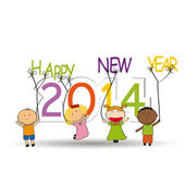 Nový rok 2014