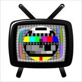 Tv - color test pattern