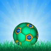 FIFA World Cup Brazil ball vector