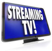 Fáboroví televize hdtv set on-line sledování internetové televize