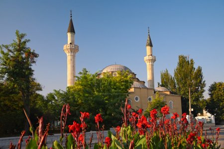 Juma-Jami Mosque in Evpatoria