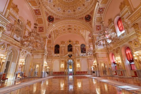St. Alexander hall