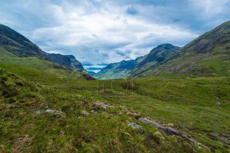 Beautiful Mountains of Glencoe