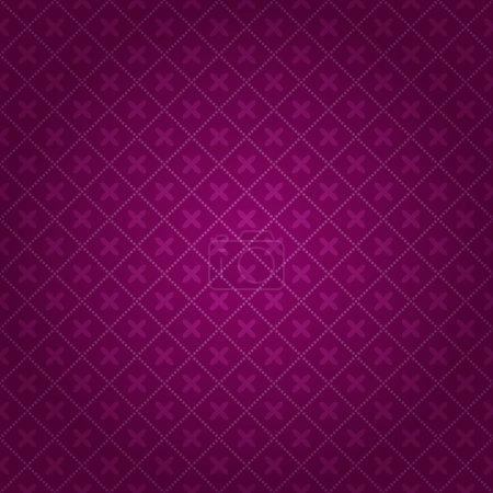 Dark Purple Blurred Geometric Seamless Background....