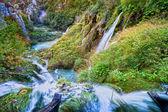 Autumn Valley Waterfalls