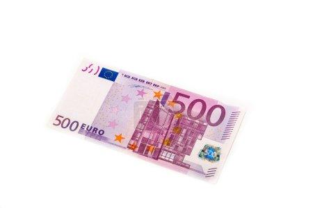 Photo pour Euro billets de banque - image libre de droit