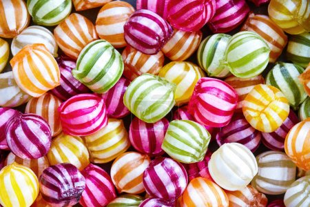 Photo for Background of colorful candies - Royalty Free Image