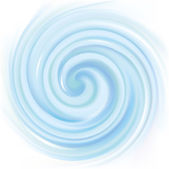 Vector background of blue swirling texture