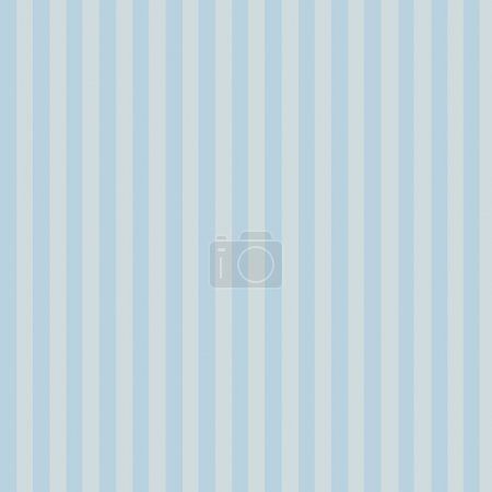 Shabby textile Background with colorful blue and white stripes