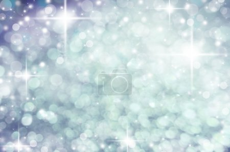 Glittery abstract background