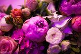 Květinový svatební oblouk