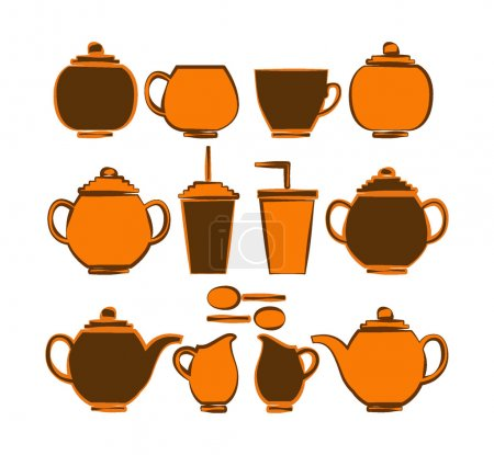 Photo for Objects, Food and Drink, Vector - Royalty Free Image