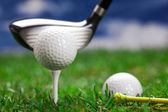 Umožňuje hrát golfu