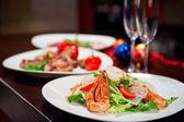 Chutné Krevetový salát