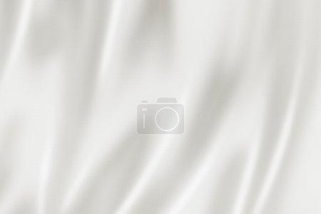 Foto de Fondo de textura seda, satén blanco, - Imagen libre de derechos