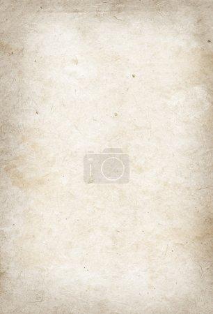Foto de Vieja textura de papel de pergamino - Imagen libre de derechos