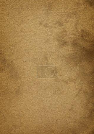 Photo pour Vieux papier parchemin grunge texture fond - image libre de droit