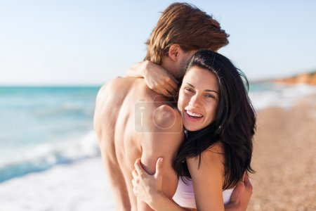 happy, holiday, holding, person, love, travel - B43556153