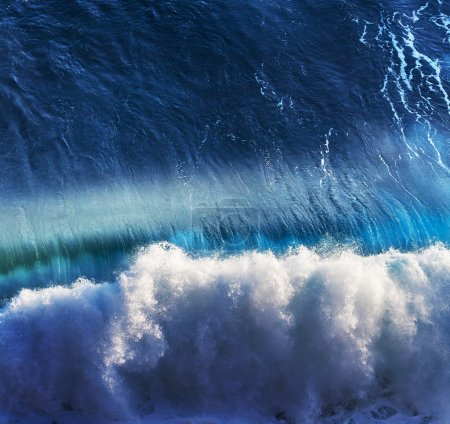 Photo for Wave on the beach - Royalty Free Image
