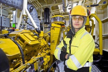 engine room engineer